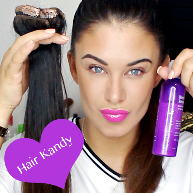 Hair Kandy Weekend Recovery Product Review Tashietinks