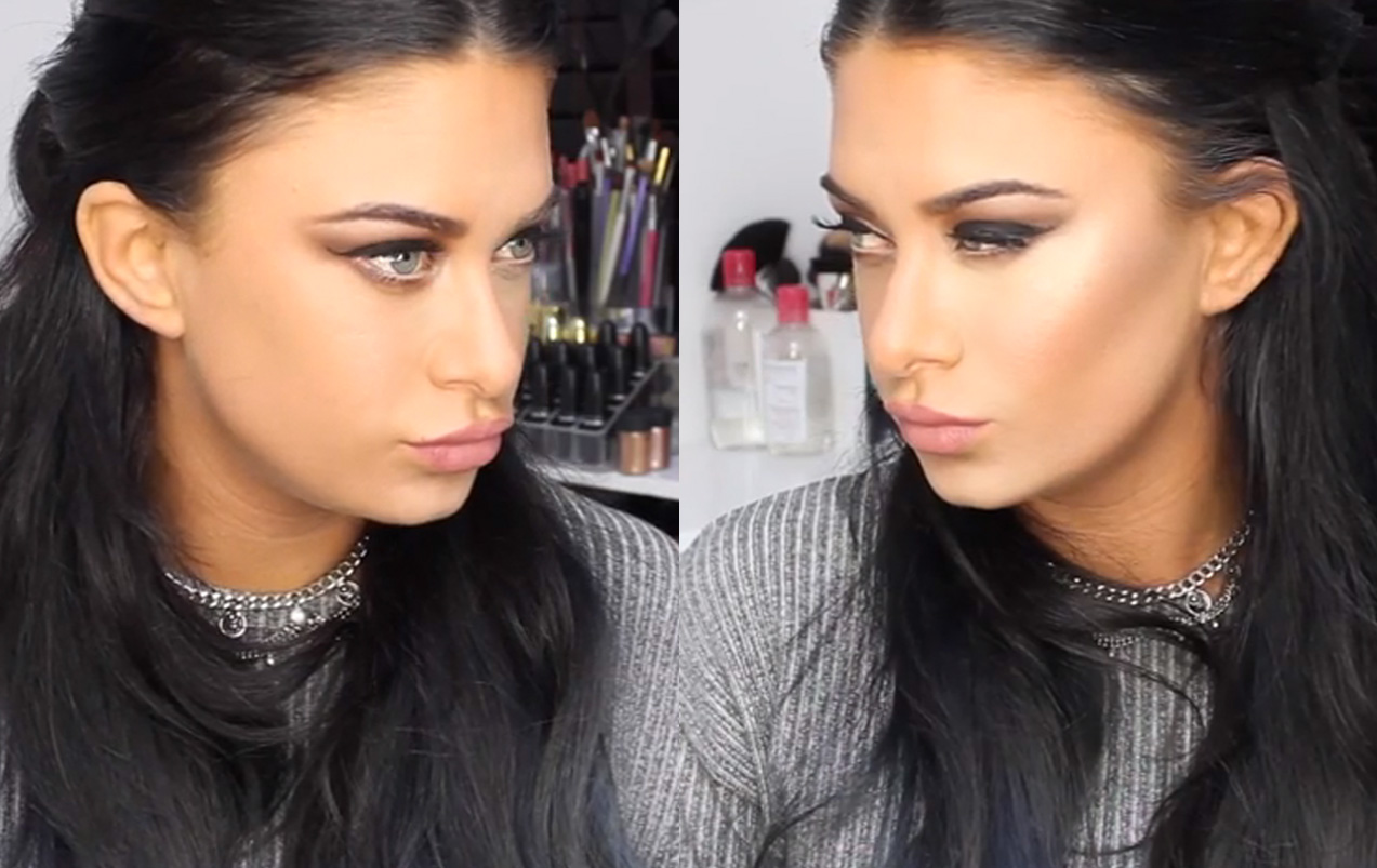 how to get your highlight and contour on point tashietinks