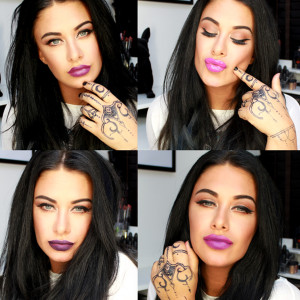 PURPLE LIP BLOG COVER