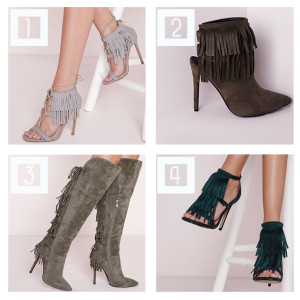 missguided tassel